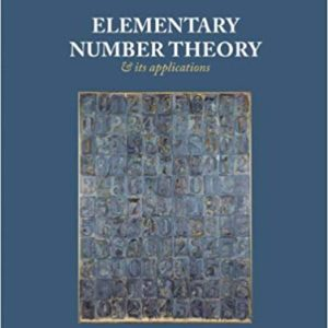 Solutions Manual for Elementary Number Theory and Its Applications by Kenneth H. Rosen |  6th Edition