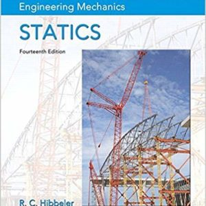 Solutions Manual for Engineering Mechanics: Statics (ch01-09) 14th Edition by Russell C. Hibbeler
