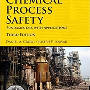 Solutions Manual for Chemical Process Safety Fundamentals with Applications by Daniel Crowl