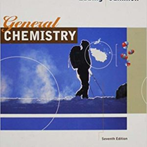 Solutions Manual for General Chemistry by D. Bookin | 9th Edition