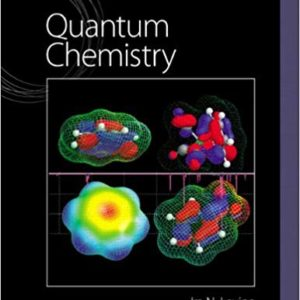 Solutions Manual for Quantum Chemistry by Ira N. Levine | 7th Edition