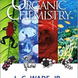 Solutions Manual for Organic Chemistry 9th Edition by Leroy G.