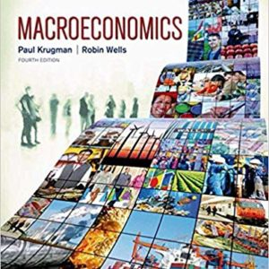 Solutions Manual for Macroeconomics 4th Edition by Paul Krugman