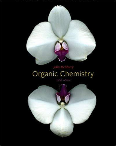 Student's Solutions Manual Organic Chemistry 8th edition by John McMurry