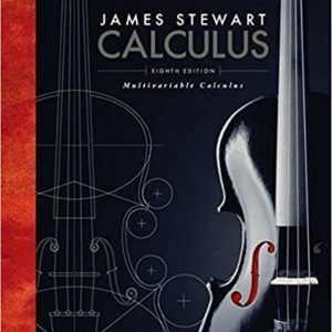 Student's Solutions Manual Multivariable Calculus 8th edition by James Stewart
