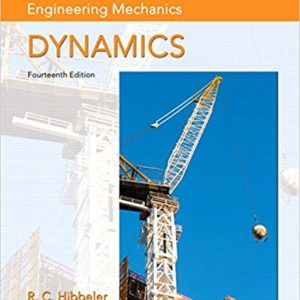 Instructor's Solutions Manual Engineering Mechanics: Dynamics 14th edition by Russell C. Hibbeler