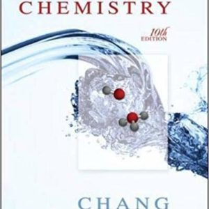 Student's Solutions Manual Chemistry 10th edition by Raymond Chang