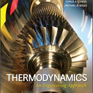 Solutions Manual Thermodynamics: An Engineering Approach 8th edition by Cengel & Boles