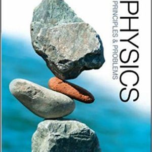 Solutions Manual Glencoe Physics: Principles and Problems Student Edition edition by Paul N. Zitzewitz