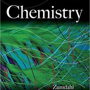 Solutions Manual Chemistry 9th edition by Zumdahl & Zumdahl