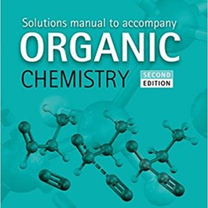 Solutions Manual Accompany Organic Chemistry 2nd edition by Jonathan Clayden, Stuart Warren