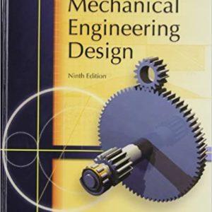 Solutions Manual Mechanical Engineering Design 9th edition by Budynas & Nisbett