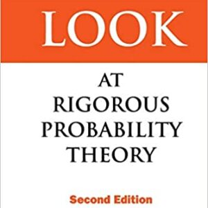 Solutions Manual of A First Look at Rigorous Probability Theory by Rosenthal   2nd edition