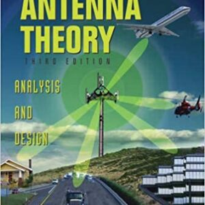 Solutions Manual of Accompany Antenna Theory by Balanis | 3rd edition