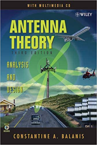Solutions Manual of Accompany Antenna Theory by Balanis   3rd edition