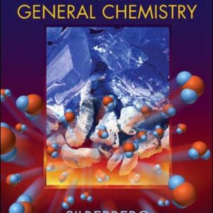 Solutions Manual of Accompany Principles of General Chemistry by Silberberg | 1st edition