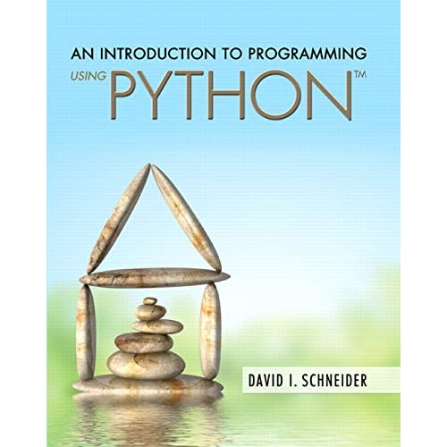 Solutions Manual of An Introduction to Programming Using Python by Schneider | 1st edition