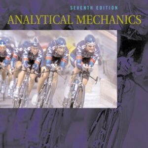 Solutions Manual of Analytical Mechanics  by Fowles & Cassiday   7th edition
