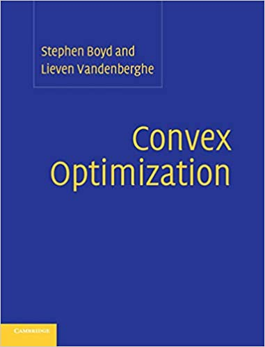 Solutions Manual of Convex Optimization by Boyd & Vandenberghe | 1st edition