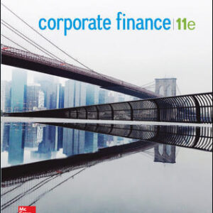 Solutions Manual of Corporate Finance by Westerfield & Jordan | 11th edition