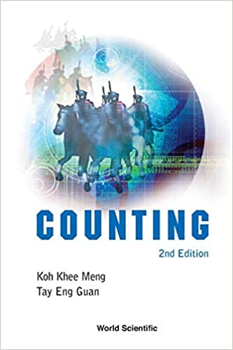 Solutions Manual of Counting by Koh & Tay | 2nd edition