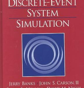 Solutions Manual of Discrete-event System Simulation by Banks & Carson   3rd edition