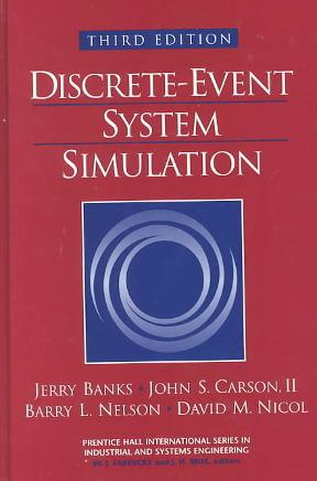 Solutions Manual of Discrete-event System Simulation by Banks & Carson | 3rd edition
