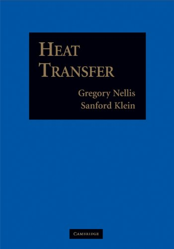 Solutions Manual of Heat Transfer by Nellis & Klein   1st edition