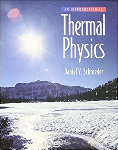 Solutions Manual of Introduction to Thermal Physics by Schroeder | 1st edition