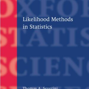 Solutions Manual of Likelihood Methods in Statistics by Severini   1st edition