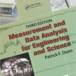 Solutions Manual of Measurements and Data Analysis by Dunn | 3rd edition