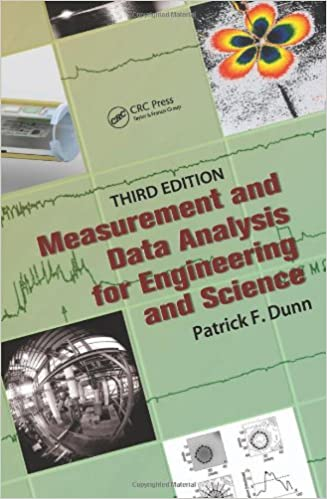 Solutions Manual of Measurements and Data Analysis by Dunn   3rd edition