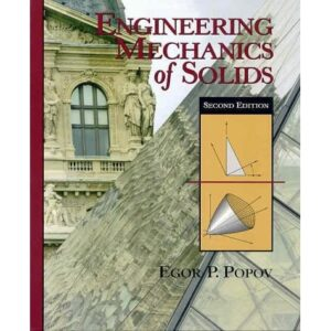Solutions Manual of Mechanics of Materials Si Version by Popov | 2nd edition