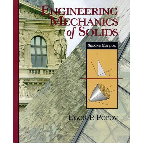 Solutions Manual of Mechanics of Materials Si Version by Popov   2nd edition