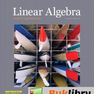 Solutions Manual of Linear Algebra and Its Applications by Polaski & McDonald   4th edition