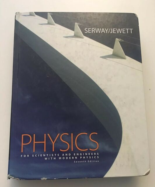Solutions Manual of Physics for Scientists and Engineers With Modern Physics by Serway & Jewett   7th edition