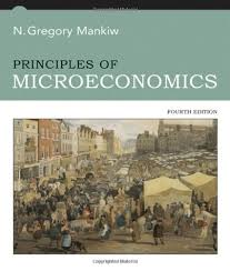 Solutions Manual of Principles of Microeconomics by Mankiw | 4th edition
