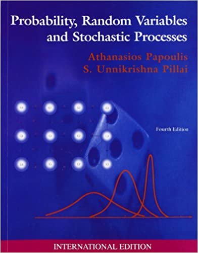 Solutions Manual of Probability, Random Variables, and Stochastic Processes by Papoulis & Pillai   4th edition
