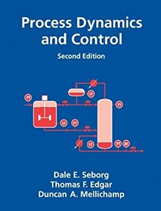 Solutions Manual of Process Dynamics and Control by Seborg & Edgar   2nd edition