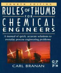 Solutions Manual of Rules of Thumb for Chemical Engineers by Branan | 4th edition