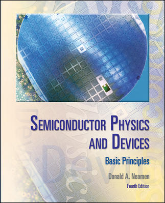 Solutions Manual of Semiconductor Physics and Devices: Basic Principles by Neamen | 3rd edition