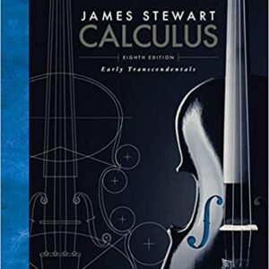 Solutions Manual of Single Variable Calculus: Early Transcendentals by Stewart | 8th edition