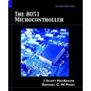 Solutions Manual of The 8051 Microcontroller by Mackenzie | 4th edition