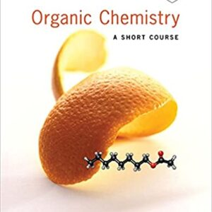 Solutions Manual of Organic Chemistry a Short Course  by Hart & Hadad   13th edition