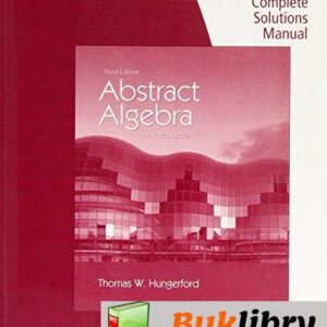 Solutions Manual of Abstract Algebra: an Introduction by Hungerford   3rd edition