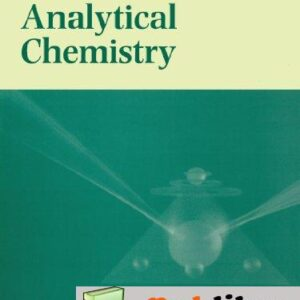 Solutions Manual of Analytical Chemistry by Christian | 6th edition
