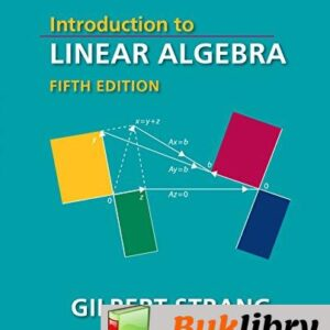Solutions Manual of Introduction to Linear Algebra by Strang   5th edition