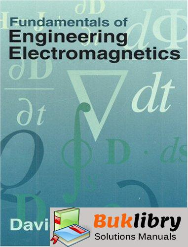 Solutions Manual of Fundamentals of Engineering Electromagnetics by Cheng   1st edition