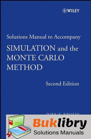Solutions Manual of Simulation and the Monte Carlo Method by Rubinstein & Kroese   2nd edition