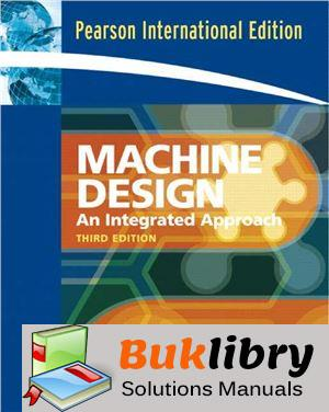 Solutions Manual of Machine Design by Norton & Thomas | 3rd edition